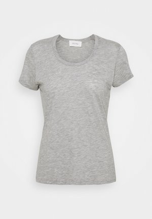 JACKSONVILLE ROUND NECK - T-shirt basic - gris chine