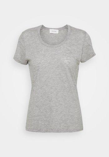 JACKSONVILLE ROUND NECK - Basic T-shirt - gris chine