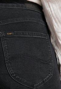 Lee - ELLY - Slim fit jeans - black ellis - 5