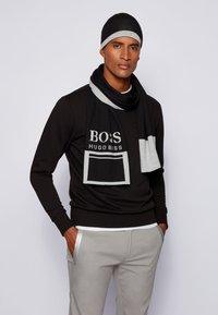 BOSS - ALBO - Beanie - black - 0