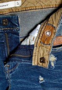 Name it - Džíny Slim Fit - dark blue - 3