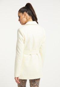 faina - Short coat - wollweiss - 2