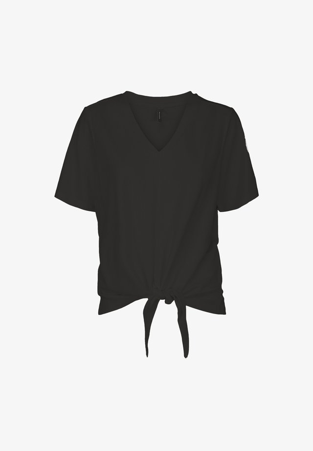 MABLE TEE - T-shirt con stampa - black