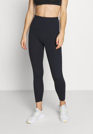 ACTIVE HIGHWAIST CORE 7/8 - Punčochy - core navy