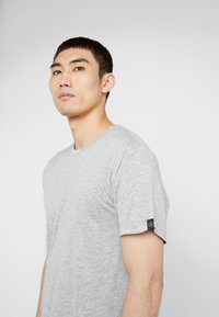 rag & bone - TEE - T-shirt basic - heather charcoal - 5