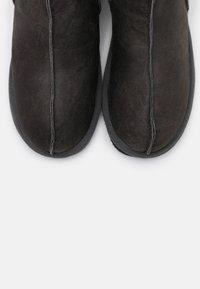 Shepherd - ANNIE - Slippers - antique/asphalt - 5