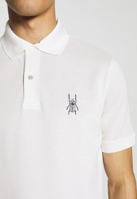 Paul Smith - GENTS BEETLE - Polo - white - 5