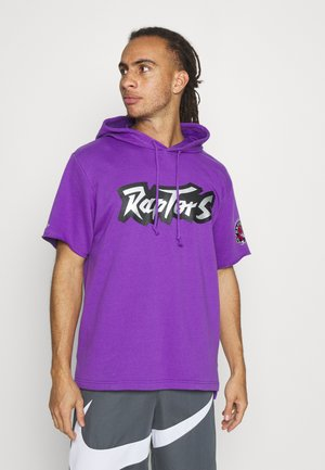 NBA TORONTO RAPTORS GAMEDAY HOODY - Hoodie - purple/raptors purple