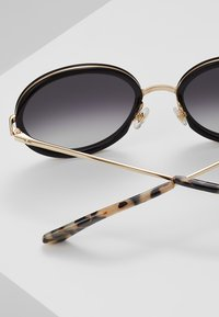 kate spade new york - LAMONICA - Sunglasses - black/gold-coloured - 2