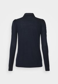 Lauren Ralph Lauren - TIE NECK - Jumper - navy - 7