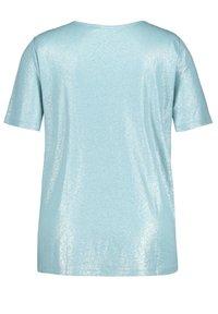 Samoon - Basic T-shirt - cameo blue - 3