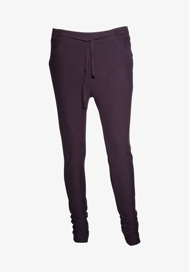 EASY  - Tracksuit bottoms - rot