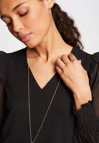 Morgan - Long sleeved top - black - 3