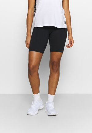 MERIDIAN BIKE SHORTS - Medias - black