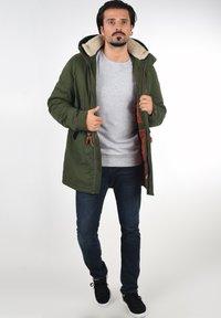 Blend - NETLEY - Winter coat - deep depths - 1