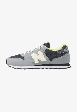 500 - Trainers - black/grey