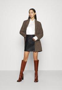 Pepe Jeans - TATI - Mini skirt - black - 1