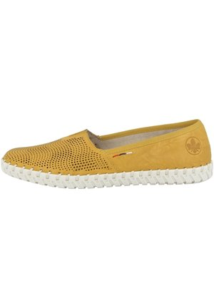 Slip-ons - yellow (l1376-68)