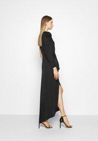 DESIGNERS REMIX - MEA ONE SHOULDER DRESS - Occasion wear - black - 2