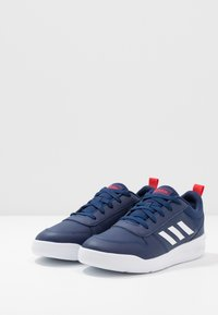 adidas Performance - VECTOR K UNISEX - Sports shoes - dkblue/ftwwht/actred - 2