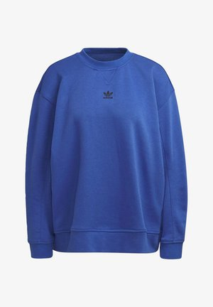 Sweater - bold blue