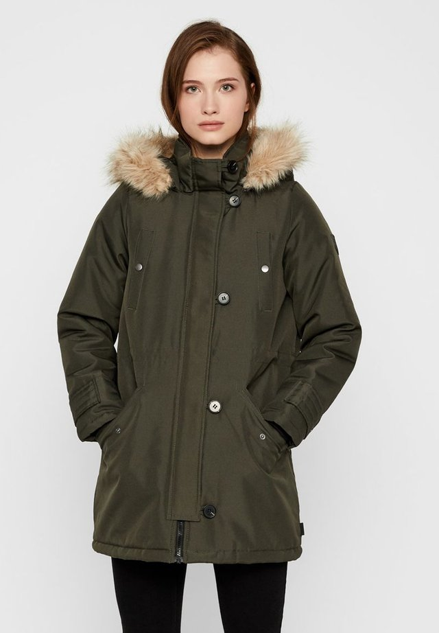 VMEXCURSION EXPEDITION - Parka - peat