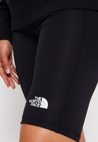 The North Face - FLEX SHORT  - Leggings - black