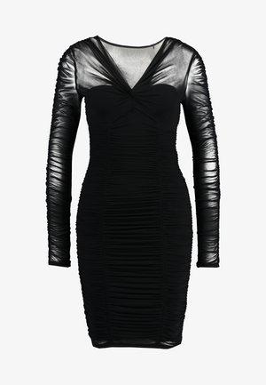 ADRIANNA DRESS - Tubino - jet black