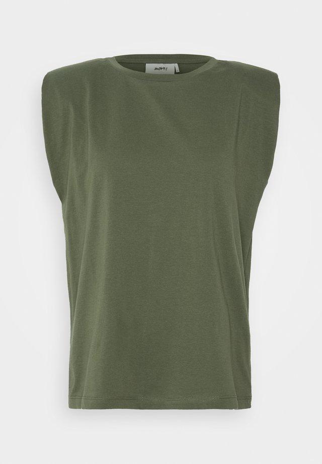 IMMA - Camiseta básica - four leaf clover