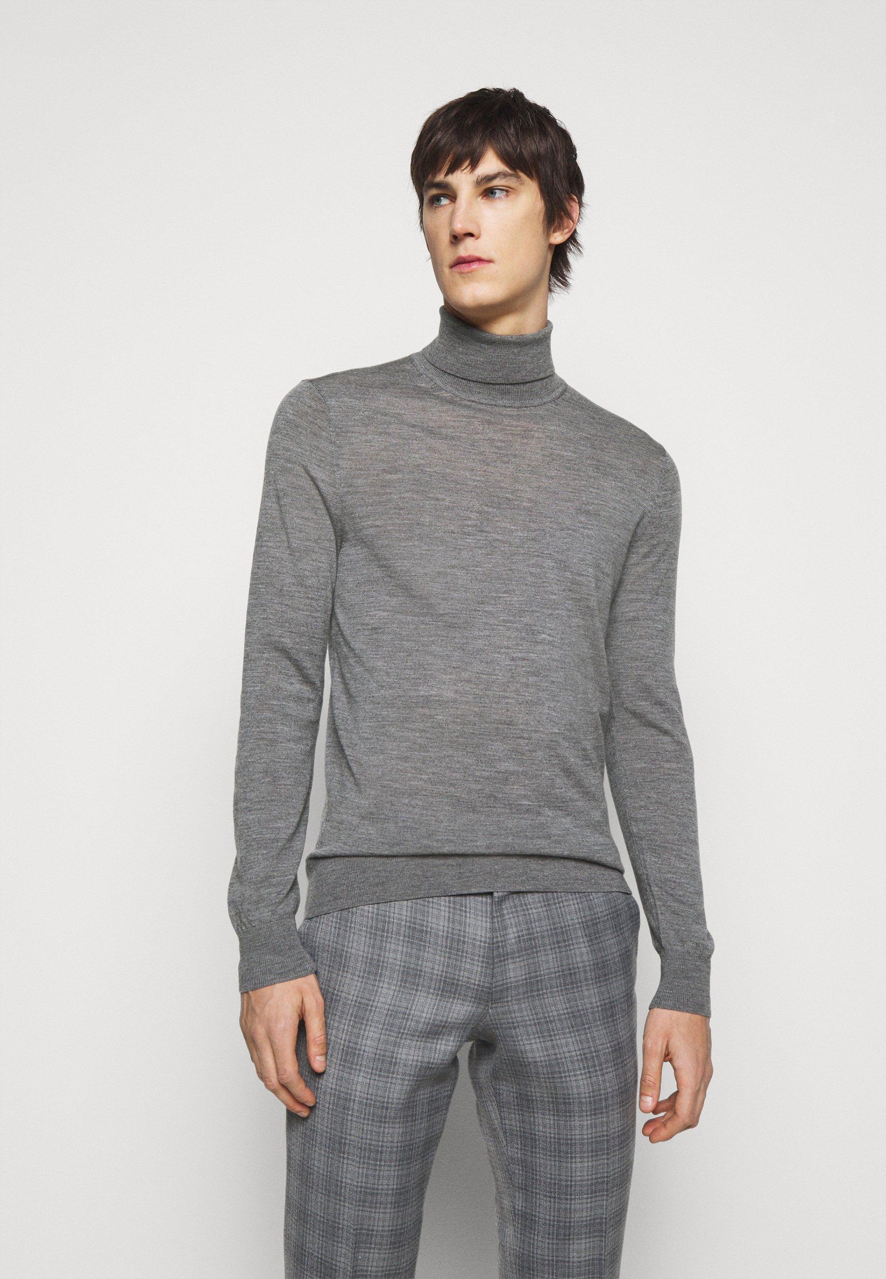 Homme NEVILE - Pullover - medium grey