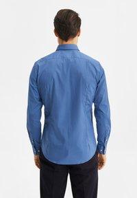 WE Fashion - Shirt - blue/grey - 2