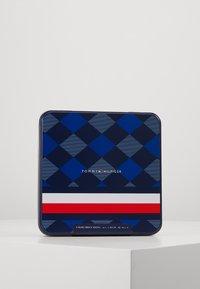 Tommy Hilfiger - 4 PACK MEN GIFTBOX ARGYLE - Socks - dark blue/grey/blue - 3