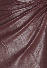 EDITED - SILVA SKIRT - Pencil skirt - rot - 2