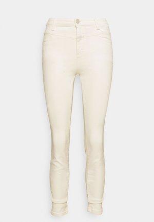 PUSHER - Skinny džíny - creme