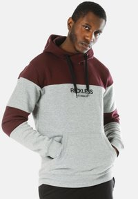 Young and Reckless - Sweatshirt - red - 0
