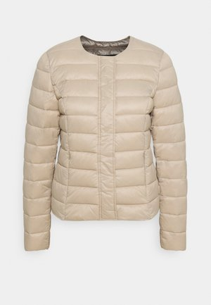 VMSORAYAZIP SHORT JACKET - Light jacket - silver mink