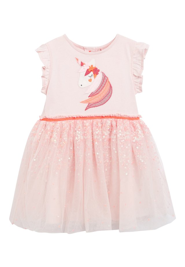 PALE PINK PARTY DRESS (3MTHS-8YRS) - Vestito elegante - pink