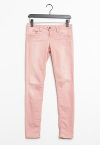 Benetton - Slim fit jeans - pink - 0