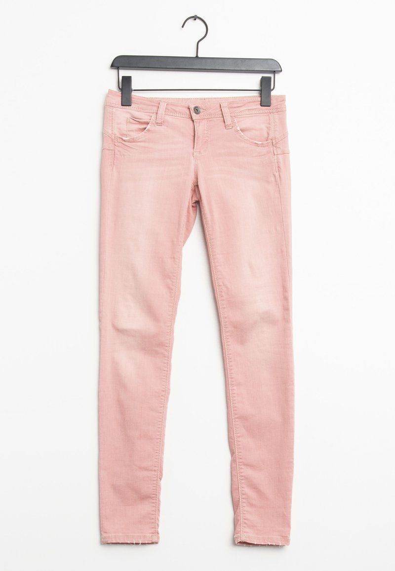 Benetton - Slim fit jeans - pink