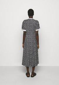 MAX&Co. - CABINA - Shirt dress - black - 2