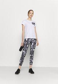ASICS - FUTURE TOKYO TEE - T-Shirt print - brilliant white - 1