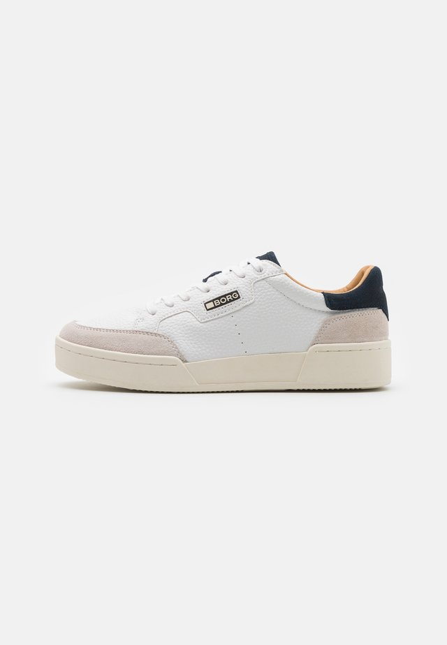 T1316 - Trainers - white/navy