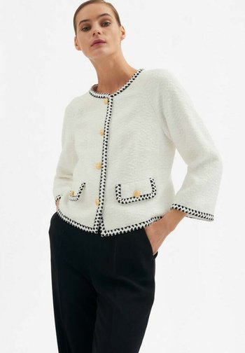 VITE - Light jacket - panna