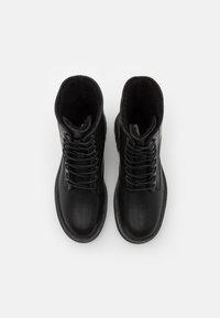 Even&Odd Wide Fit - Snowboots  - black - 5