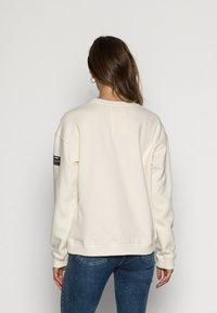 Ecoalf - LLANESALF BECAUSE WOMAN - Sweatshirt - light beige - 2