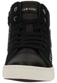 Geox - High-top trainers - black - 4