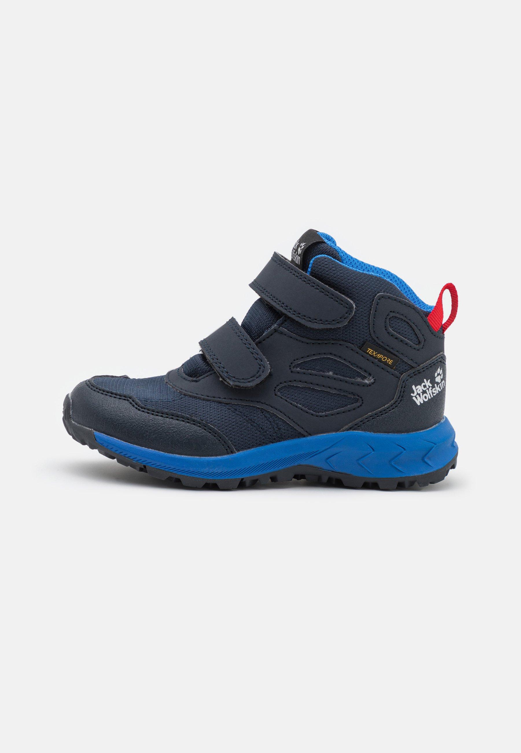Kids WOODLAND TEXAPORE MID UNISEX - Hiking shoes
