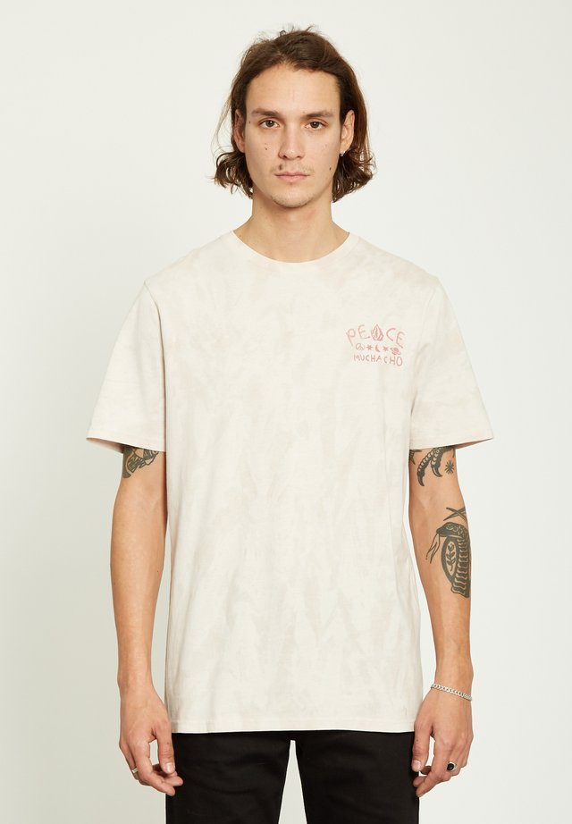 MUCHACHO  - Print T-shirt - pink