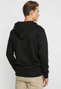CELIO - MEBELVEST - Zip-up hoodie - black - 2