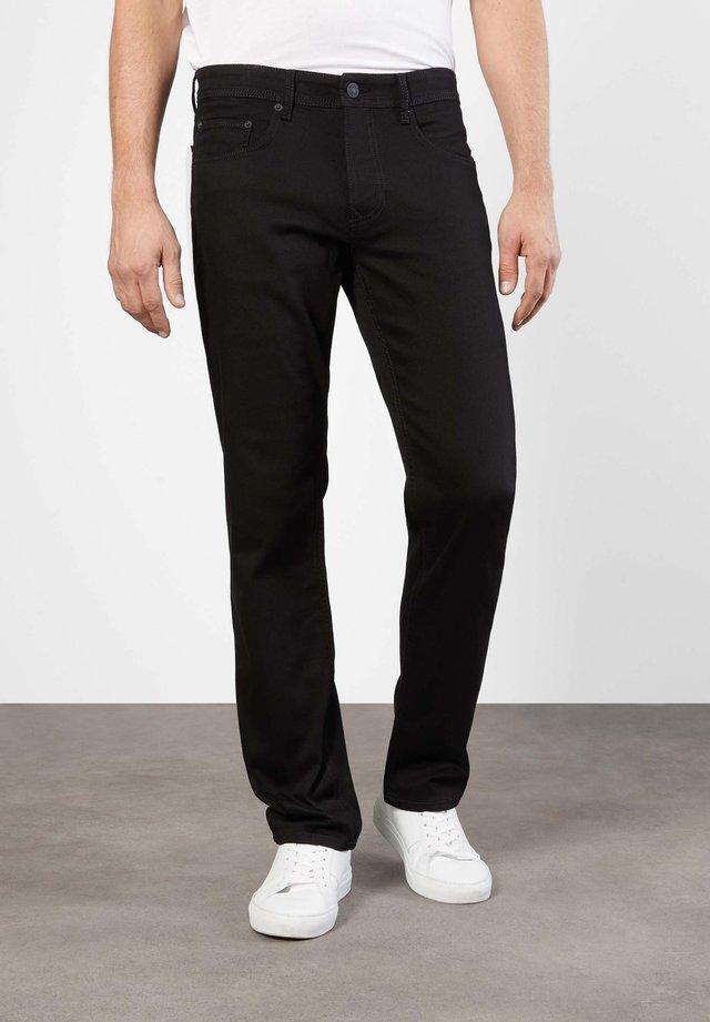 ARNE - Jeans straight leg - black